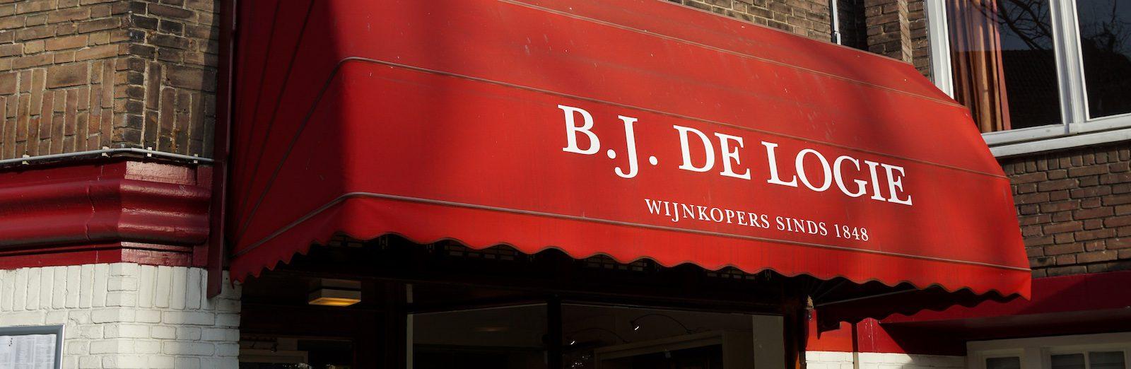 Wijnhandel B.J. de Logie
