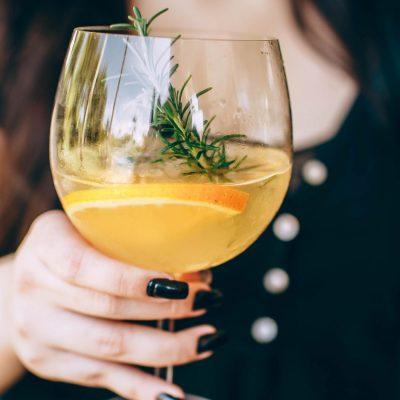 Oranje-cocktails