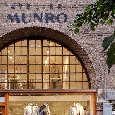 Atelier Munro Beethovenstraat Amsterdam